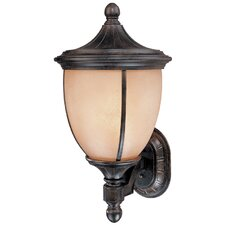Huntsville 3 Light Outdoor Wall Lantern