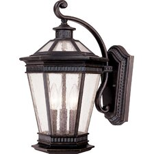 <strong>Dolan Designs</strong> Vintage 1 Light Outdoor Wall Lantern
