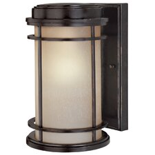 <strong>Dolan Designs</strong> La Mirage 1 Light Outdoor Wall Lantern