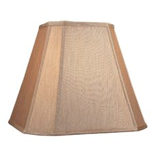 Square Cut Corner Straight Sides Lamp Shade
