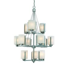 <strong>Dolan Designs</strong> Uptown 12 Light Chandelier