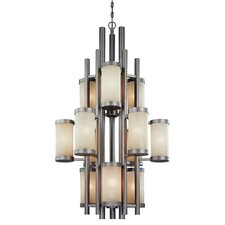 <strong>Dolan Designs</strong> Cortona 12 Light Chandelier