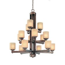 <strong>Dolan Designs</strong> Sherwood 15 Light Chandelier