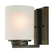<strong>Dolan Designs</strong> Multnomah 1 Light Wall Sconce