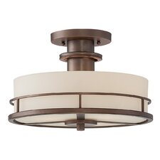 Beacon 3 Light Semi Flush Mount