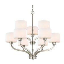 Kalina 9 Light Chandelier