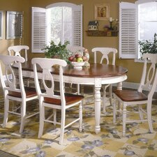 British Isles 7 Piece Dining Set