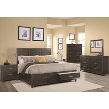 Roxbury Panel Storage Bedroom Collection
