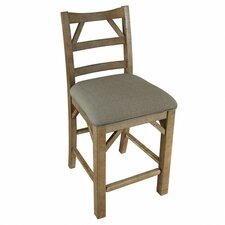 """West Valley 40"""" Bar Stool (Set of 2)"""