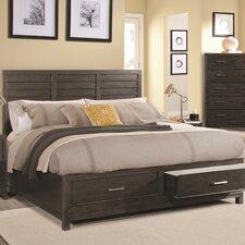 Roxbury Panel Storage Bed