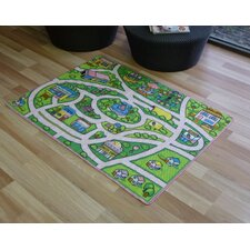Interactive Shoe Dress Kids Rug