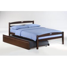 <strong>Night & Day Furniture</strong> Zest Sesame Bed