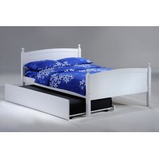 <strong>Night & Day Furniture</strong> Zest Licorice Bed in Cherry