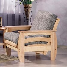 <strong>Night & Day Furniture</strong> Standard Corona Futon Chair Frame