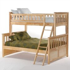 Ginger Twin over Full Bunk Bed with Trundle