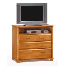 <strong>Night & Day Furniture</strong> Spices Juniper 3 Drawer Chest