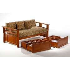 <strong>Night & Day Furniture</strong> Teddy Roosevelt Daybed