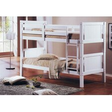 Auburn Bunk Bed in White