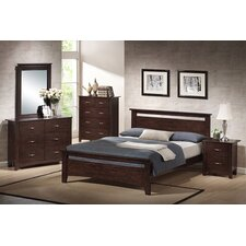 Tayla 4 Piece Bedroom Suite