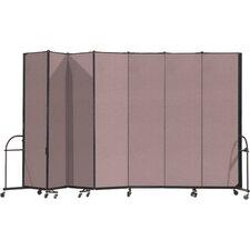Heavy Duty Seven Panel Portable Room Divider