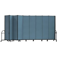 <strong>ScreenFlex</strong> Heavy Duty Nine Panel Portable Room Divider