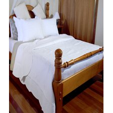 Antique White Coverlet Set