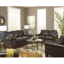 <strong>Signature Design by Ashley</strong> Elkton Living Room Collection