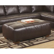 <strong>Signature Design by Ashley</strong> Kinston Oversized Accent Ottoman