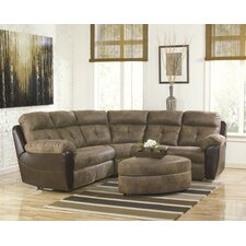 Derry Reclining Sectional