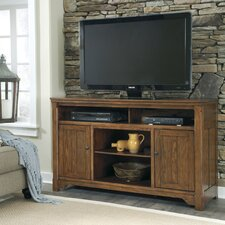 "Bellefonte 60"" TV Stand with Electric Fireplace"