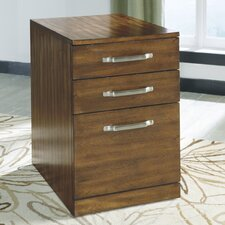 Fowler 3-Drawer  File