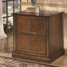 Hamilton 2-Drawer  File Cabinet