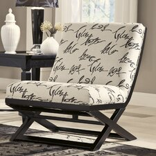 Hobson Showood Accent Chair