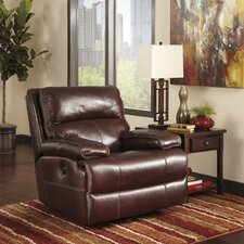 <strong>Signature Design by Ashley</strong> Meyer Swivel Rocker Recliner