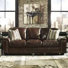Steele Leather Sofa