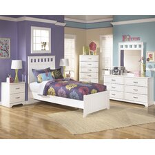 Lulu Kids Panel Bedroom Collection