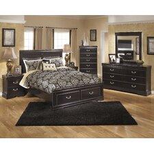 Esmarelda Queen Panel Storage Bedroom Collection