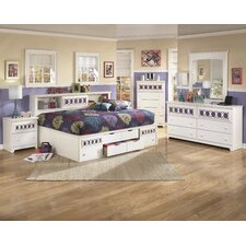 Zayley Kids Storage Bedroom Collection