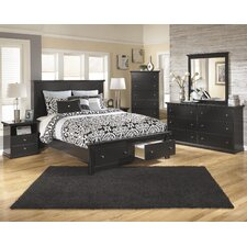 Maribel Headboard Bedroom Collection