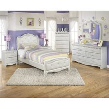 Zarollina Kids Upholstery Bedroom Collection