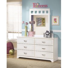 Lulu 6 Drawer Dresser