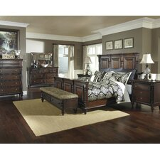 Key Town Panel Bedroom Collection