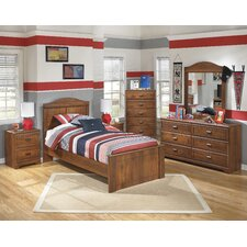 Barchan Kids Panel Headboard Bedroom Collection