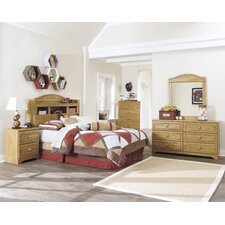 Broffin Panel Bed