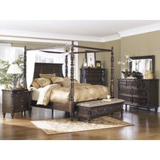 Key Town Four Poster Bedroom Collection