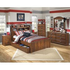 Barchan Kids Panel Bookcase Bedroom Collection