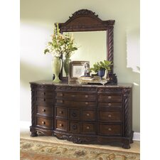 North Shore 12 Drawer Dresser
