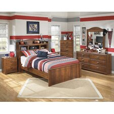 Barchan Kids Bookcase Headboard Bedroom Collection