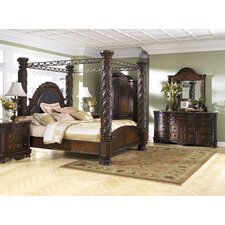 North Shore King / California King Four Poster Bedroom Collection