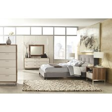 Candiac Upholstery Bedroom Collection